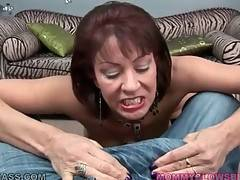 Nasty Milf Vanessa Videl Shows All Her Charms 3