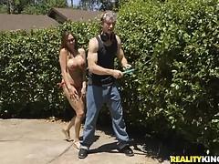 Backyard Banging