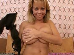 Amber Lynn Bach. Mommy Blows Best